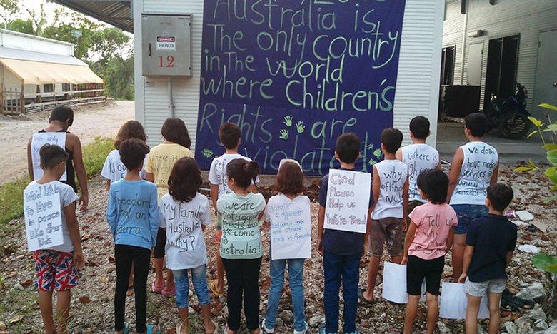 Isola di Nauru: la discarica australiana dei profughi