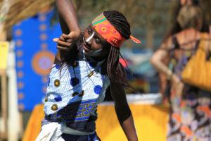 """For Africa"": Festa africana alla Casa delle farfalle"