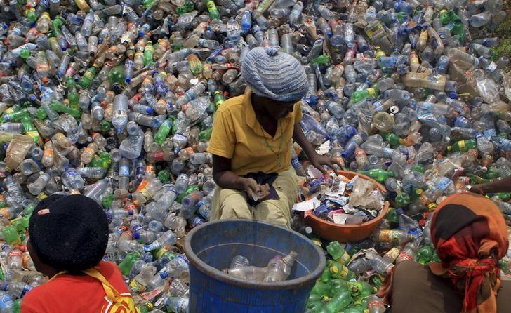 Il ciclo virtuoso dei rifiuti in Africa