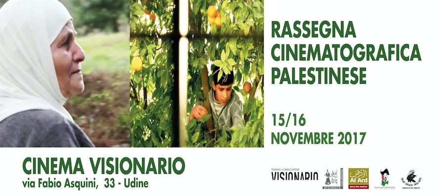 Rassegna Cinematografica Palestinese