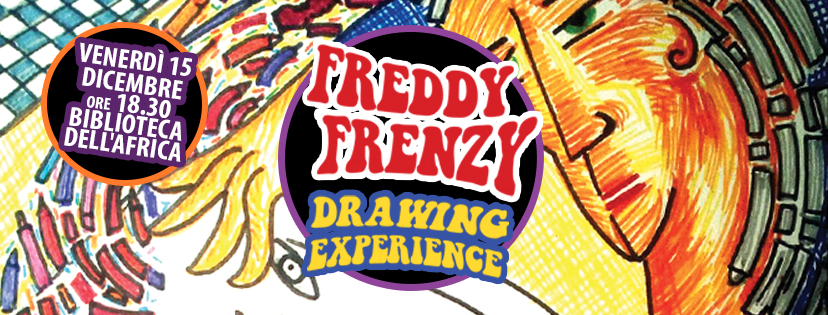 Freddy Franzy: Drawing & Experience