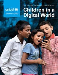 Children in a digital world. Rapporto 2017 sullo stato dell'infanzia nel mondo.