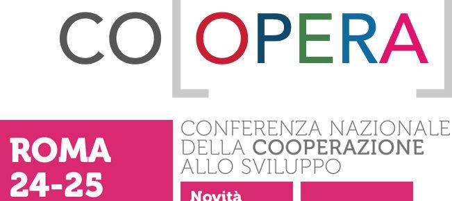Conclusa la prima Conferenza Nazionale della Cooperazione allo Sviluppo