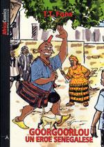 Africa Comics il continente nero a fumetti