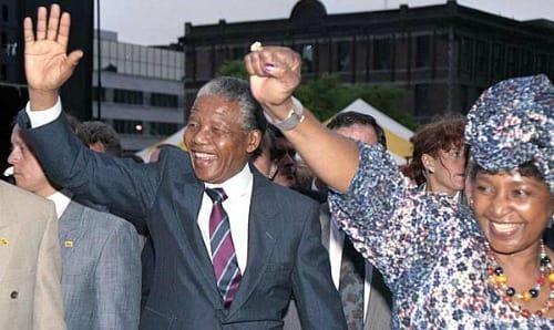 Winnie-Mandela, la madre controversa della nazione sudafricana