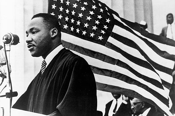 Martin Luther King: cinquant'anni dalla sua morte