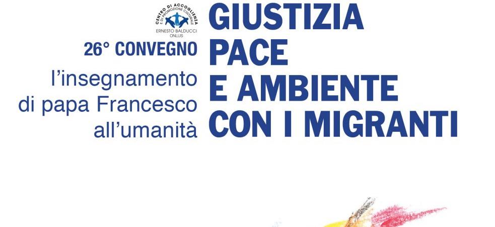 Giustizia Pace e Ambiente con i Migranti