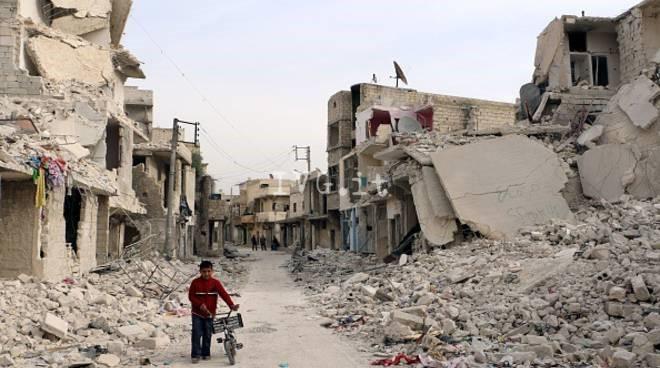 """""""Siria e crisi umanitarie"""" con Domenico Quirico"""