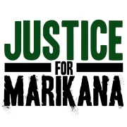 Marikana, Sudafrica,  una ferita ancora aperta