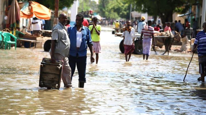 Inondazioni mortali in Somalia, Camerun, Nigeria, Repubblica Centrafricana